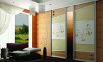 Раздвижные межкомнатные двери- это настоящая находка для дизайнасовременного интерьера.